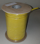 Yellow Braid Cloth - 18AWG Power Cord (Item: PWC-26-250)