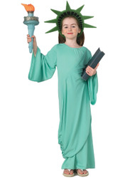 Child Statue of Liberty