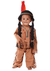 Cute Indian Boy / Toddler Costume