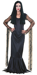 Morticia Addams Family Dress Teen Costume