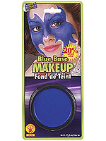Blue Base Water Washable Halloween Make Up