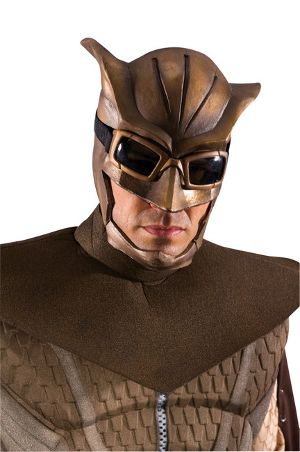 Adult Watchmen Night Owl Mask With Cowl