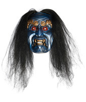 The Last Airbender Blue Spirit Mask
