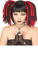 Gothic Dreads Hair Wig
