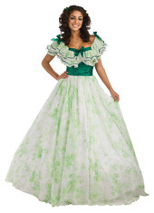 Gone with the Wind Scarlett Picnic Dress