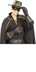 Adult Zorro Gauntlets Costume