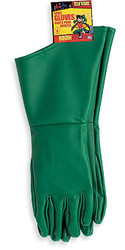 Robin Adult DC Comics Superhero Green Gloves