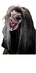 Demon Vampire Face Halloween Latex Prosthetic