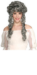 Ghost Bride Hair Wig