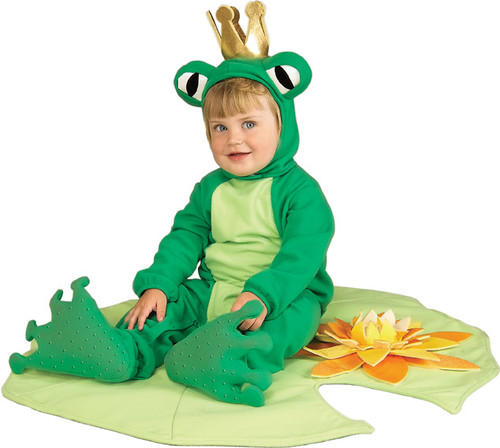 Baby Frog Prince infant Costume