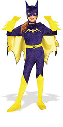 Blue Batgirls costumes Child Classic Superhero Costume