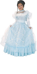 Fancy Cinderella ballroom dress costume