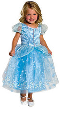 Crystal Princess Fiber Optic Twinkle Costume