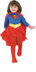 Supergirls costumes - Classic Child Superhero