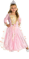 Rose Princess Costume