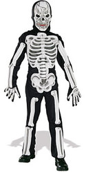 Eva Skeleton Child Halloween Costume
