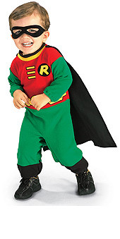 Baby Robin Costume, Newborn and Infant Teen Titans