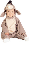 Donkey Romper, Newborn and Infant