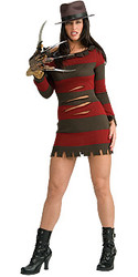 Miss Krueger Costume Adult Halloween Costume