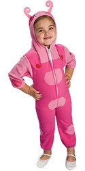Uniqua Costume, Deluxe Child Nickelodeon