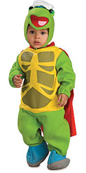 Baby Turtle Tuck Costume, Newborn and Infant Romper