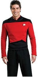 Star Trek Command Uniform Adult Star Trek Costume