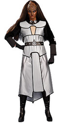 Klingon Costume Adult Women's Star Trek Costume