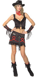 Cowgirls costumes Adult Sexy Western Style Costume
