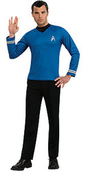 Spock Uniform Adult Star Trek Costume