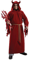 Devil Lord Costume Adult Halloween Costume