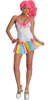 Candy girls costumes