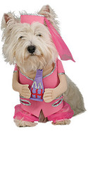 I Dream of Jeannie Pet Costume, Dogs