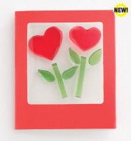 Heart Buds Mini Card