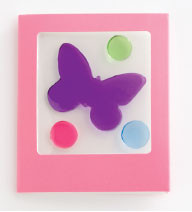 Butterfly Mini Greeting Card
