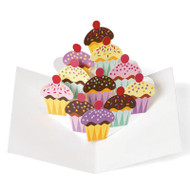 Sabuda Cupcakes Pop-Up Cards