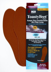 Toasty Feet shoe insoles