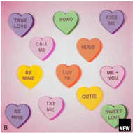 Convo Hearts GelGems®