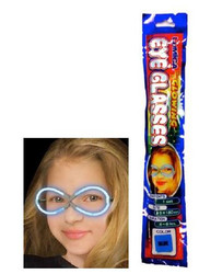 Glow Blue Glasses Party favor
