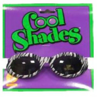 Animal Print Assorted Glasses