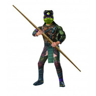 Deluxe Donatello Child's Teenage Mutant Ninja Turtle Costume