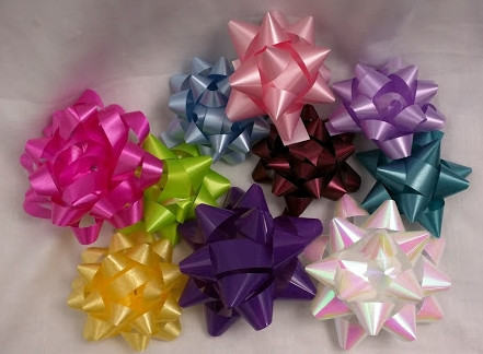 All Occasion Assorted Bows Colors