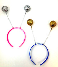 Bee and Alien Antenna Headband