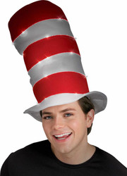 The Cat in the Hat™ Fiber Optic Hat