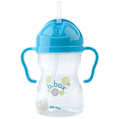 B.Box Sippy Cup - Blueberry - Open
