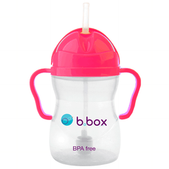 B.Box Sippy Cup - Pink Pom - LIMITED EDITION