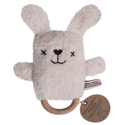 DINGaRING Teething Rattle - Bonnie Bunny