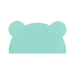 We Might Be Tiny - Bear Placie - Minty Green