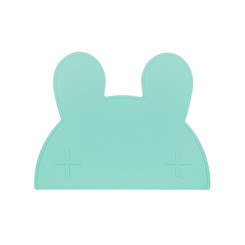 We Might Be Tiny - Bunny Placie - Minty Green