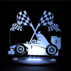 My Dream Light - Racecar