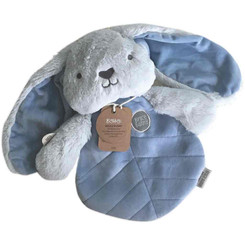 Big Hugs Comforter - Bruce Bunny (Blue)